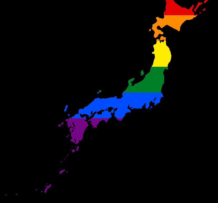 Cartina Giappone In Italiano.L Onda Gay Che Corre Dal Giappone All Italia Ifn