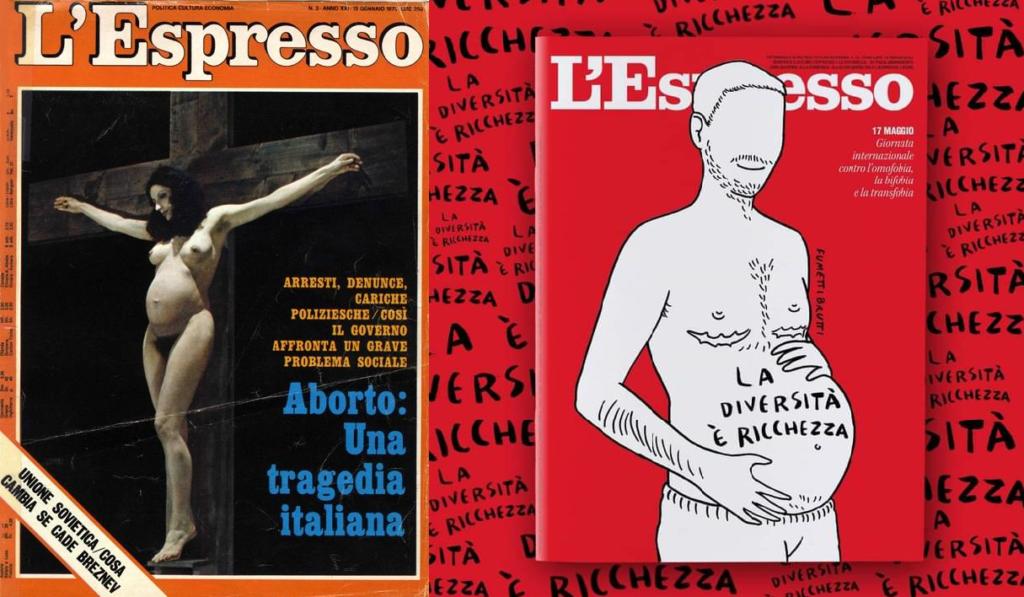 """""""L'Espresso"""": ieri e oggi"""