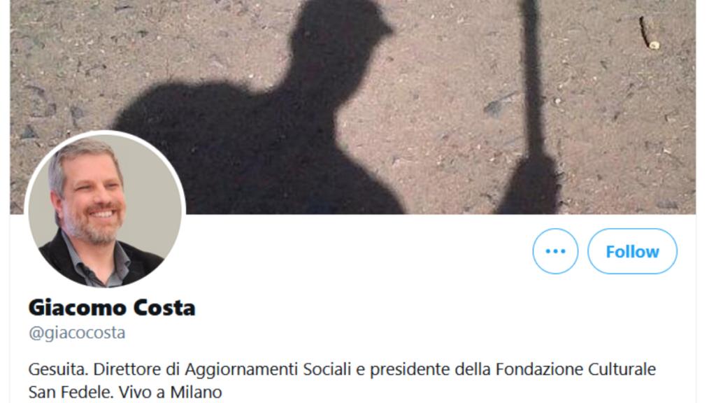 Padre Giacomo Costa