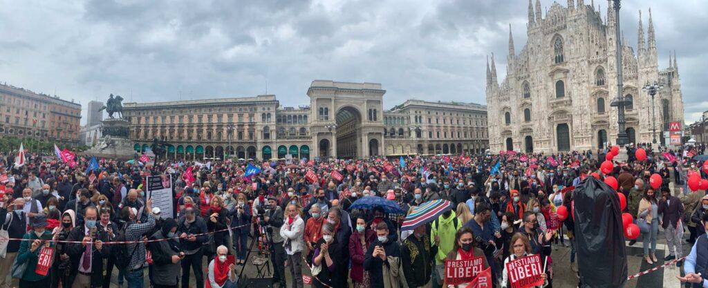 Milano, 15 maggio 2021